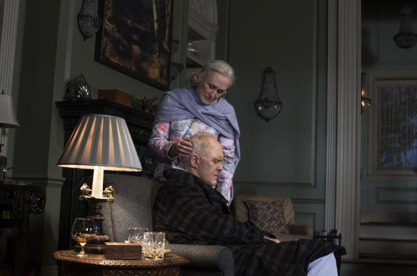 Glenn Close and John Lithgow