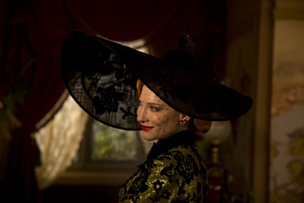 Cate Blanchett is the Stepmother
