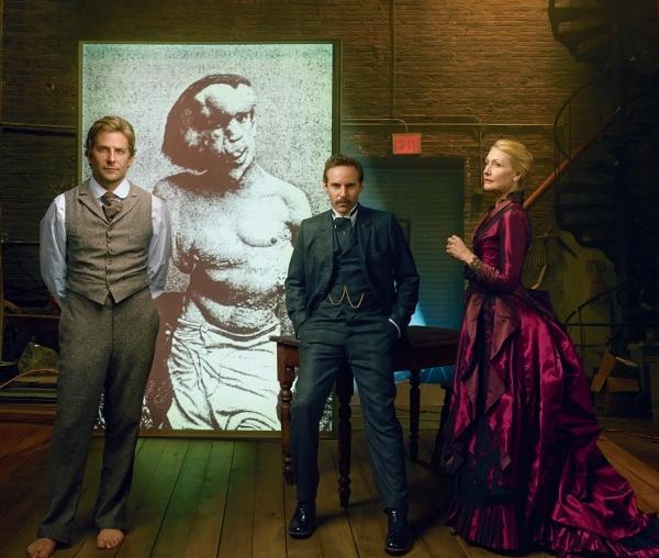 Bradley Cooper, Alessandro Nivola, Patricia Clarkson
