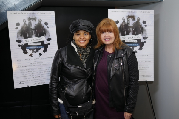 Danielle Herbert and Annie Golden