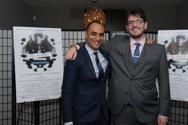 Saheem Ali and Nathaniel Sam Shapiro Photo