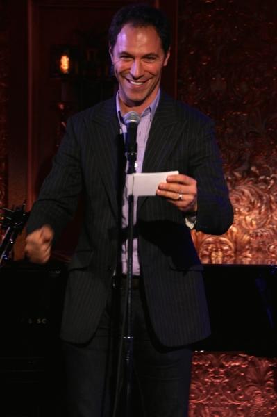 Jonathan C. Kaplan hosts the concert.