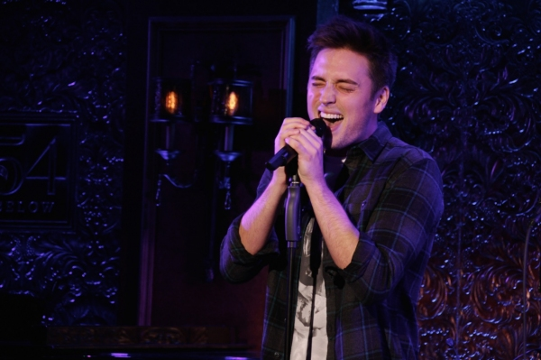 Josh Tolle sings Christina Aguilera''s ''Fighter.''
