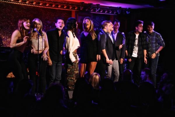 Photo Flash: POP NATION Sings 'Boy Bands and Pop Princesses' at 54 Below