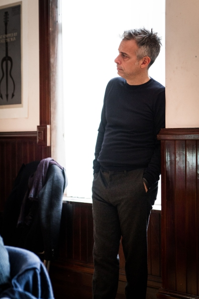 Director Joe Mantello