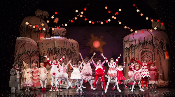 Photo Flash: First Look at 'THE GRINCH', Opening Tomorrow at The Old Globe