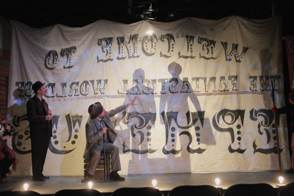 Photo Flash: First Look at Cincinnati Shakespeare's THE COMEDY OF ERRORS
