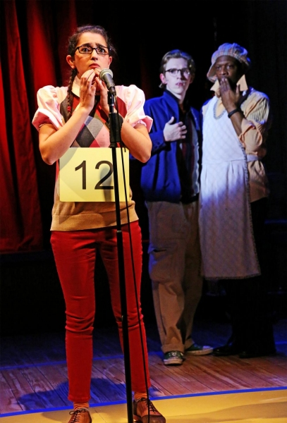 Photos: First Look at 'SPELLING BEE' at CT Rep