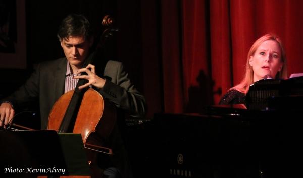 Peter Sachon and Zina Goldrich