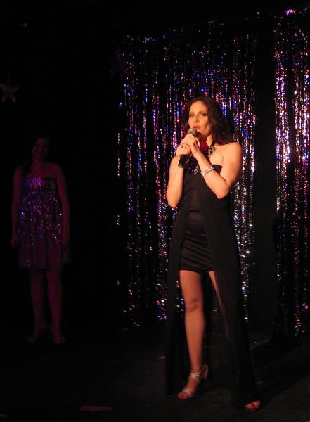 Contestant Elissa Goldstein
