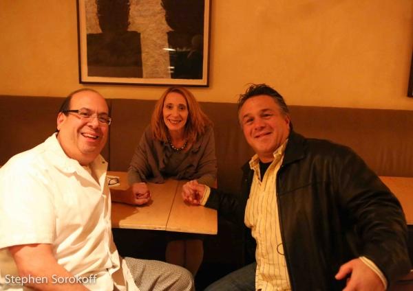 Sal Scoganmillo, Lisa Scoganmillo, John Iachetti