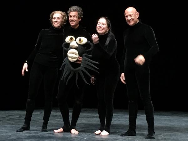 Rafaella Mattioli, Philipp Egli, Floriana Frassetto, and Pietro Montandon