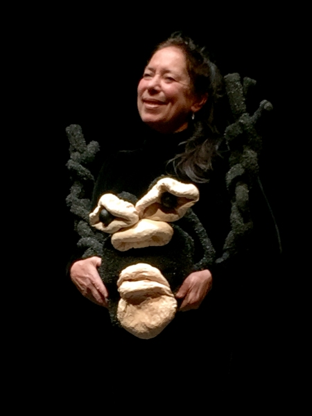 MUMMENSCHANZ founder and performer Floriana Frassetto
