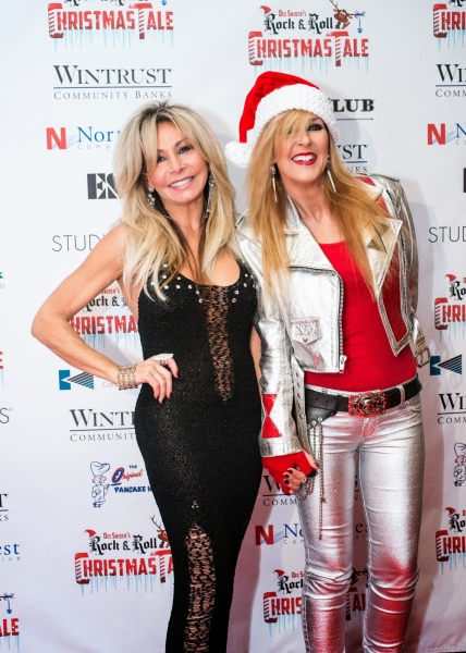 Suzette Snider and Lita Ford