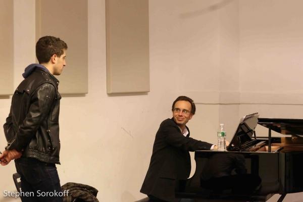 Will Nunziata & Tedd Firth