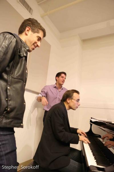 Will Nunziata, Tedd Firth, Anthony Nunziata