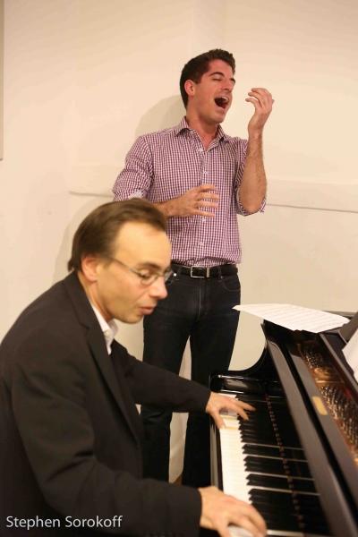 Tedd Firth & Anthony Nunziata