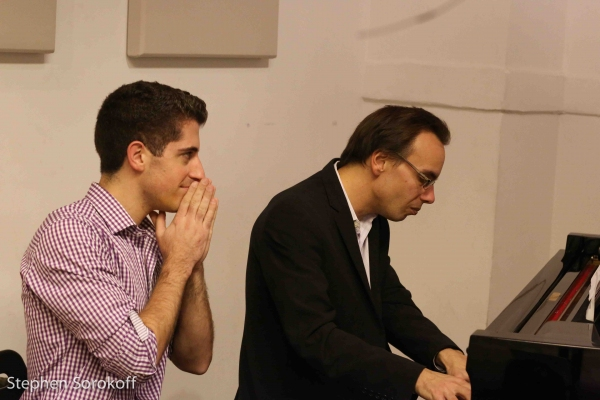 Anthony Nunziata & Tedd Firth
