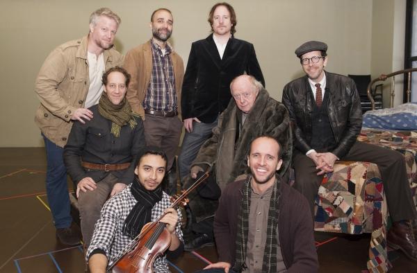 C.J. Wilson, Joey Slotnick, Andrew Mayer, Ben Beckley, Patch Darragh, Peter Maloney,  Photo