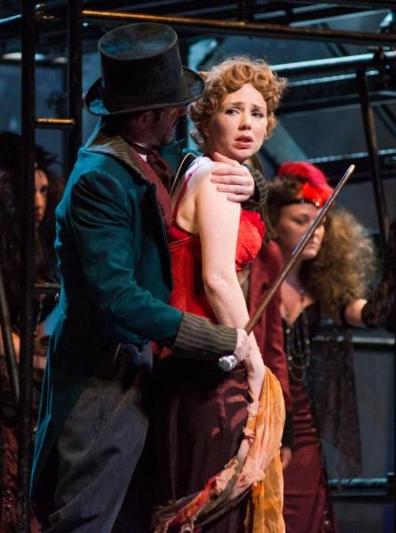 Elisa Matthews as Fantine Photo