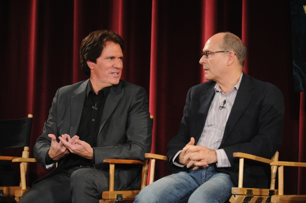Director Rob Marshall and Screenwriter James Lapine