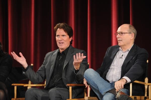 Director Rob Marshall and Screenwriter James Lapine