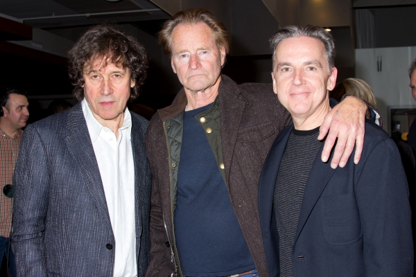 Stephen Rea, Sam Shepard, James Houghton