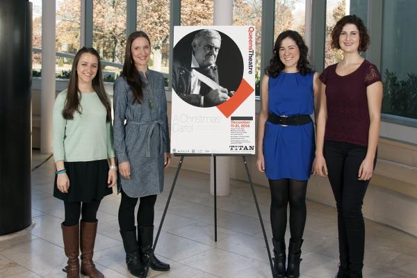 Shayna Schmidt, Laura Frye, Bailey Seeker, & Wilmari Mybrugh Photo