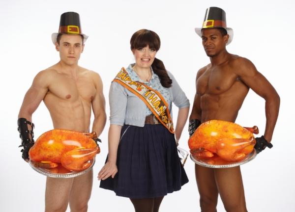 Photo Flash: 50 SHADES! THE MUSICAL Parody Celebrates Thanksgiving!