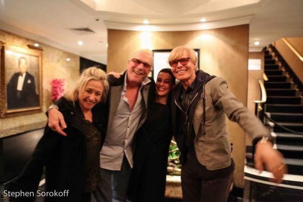 Eda Sorokoff, Ron Abel, Giselle Wolf, Chuck Steffan