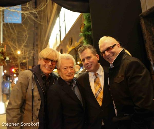 Chuck Steffan, Stephen Sorokoff, Billy Stritch, Ron Abel