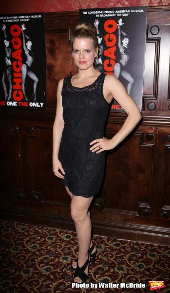 Amy Spanger