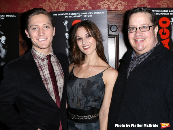 Adam Jepsen, Jennifer Dunne and Paul C. Vogt