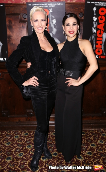 Amra-Faye Wright and Bianca Marroquin