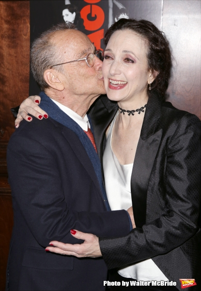 Joel Grey and Bebe Neuwirth