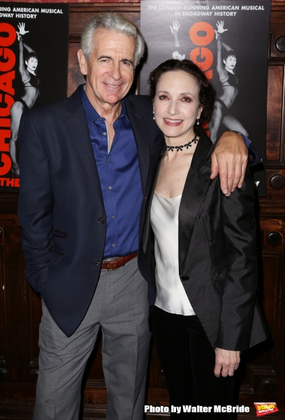 James Naughton and Bebe Neuwirth