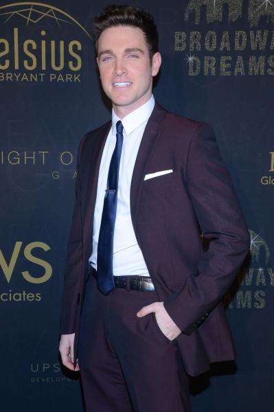 Photo Flash: Morgan James, Cast of ALADDIN and More at Broadway Dreams Foundation's NIGHT OF DREAMS Gala