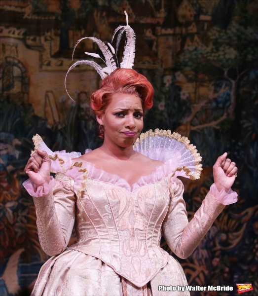 Photo Coverage: Real Housewife of Broadway - NeNe Leakes Makes Debut in CINDERELLA