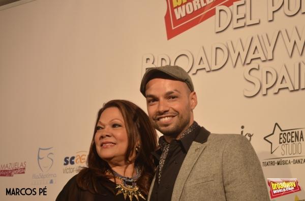 Angela Carrasco y Paco Arrojo Photo