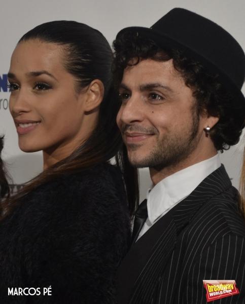 Chanel Terrero y David Avila