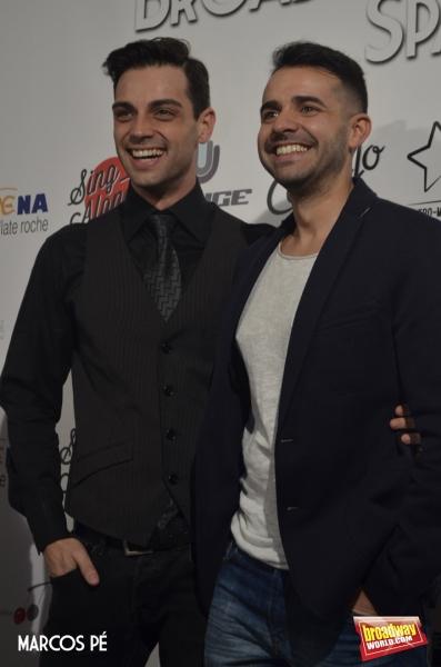 Christian Escuredo y Miguel Antelo
