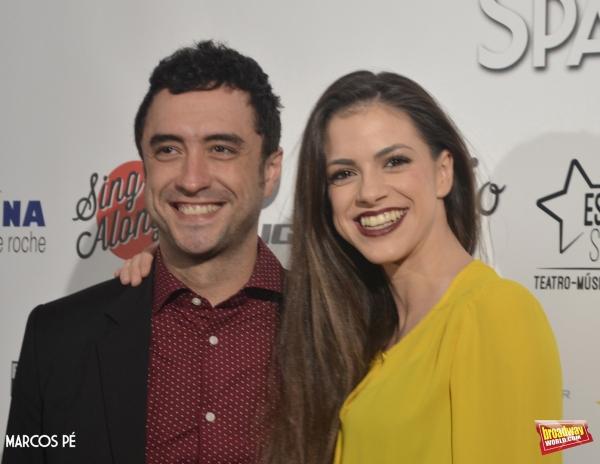 Miguel Ramiro y Teresa Abarca
