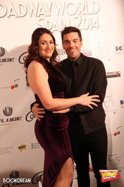 Sara Perez y Victor Gonzalez Photo