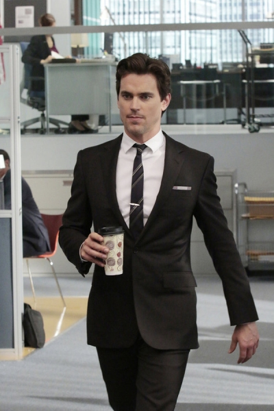 Matt Bomer as Neal Caffrey