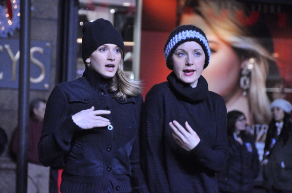 From Side Show-Emily Padgett and Erin Davie