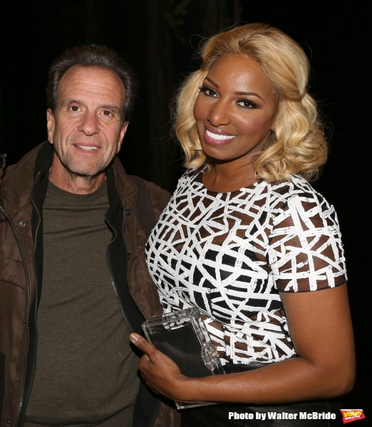 Photo Coverage: NeNe Leakes Greets Fans at the Stage Door After CINDERELLA Debut