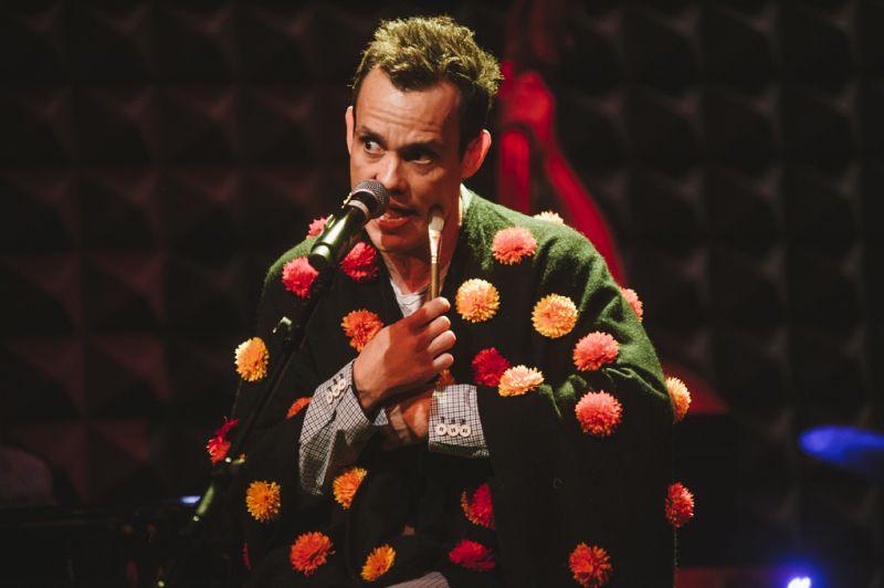 BWW Interviews: Migguel Anggelo Talks BETWEEN DREAMS/ENTRE SUEÑOS & Upcoming LA CASA AZUL Album