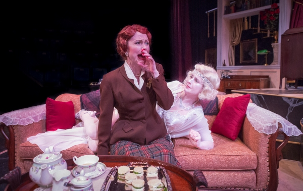 Photo Flash: First Look at Artist Rep's BLITHE SPIRIT