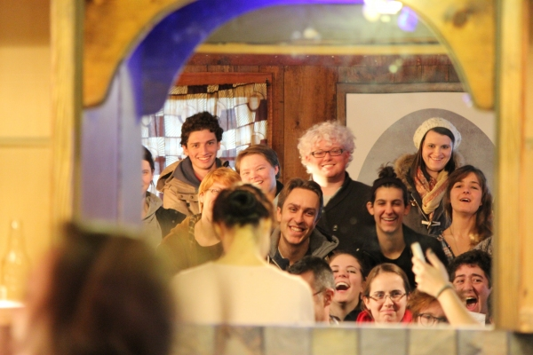 BWW Exclusive: Behind the Scenes at NTI - Playwrights and Librettists Week