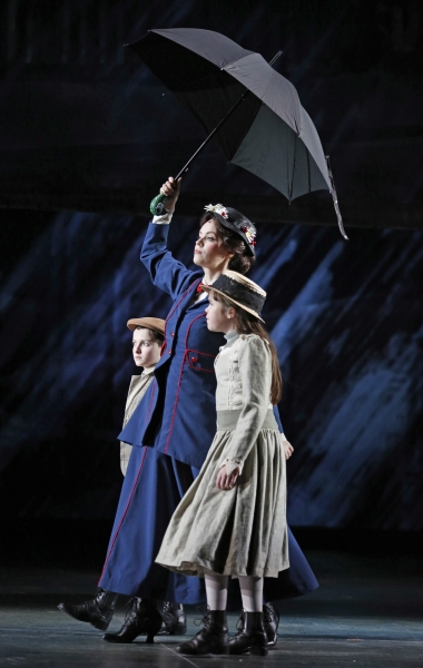 Photos: First Look- Parmount's Aurora Theatre's MARY POPPINS